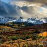 Late Afternoon Snowstorm in the San Juan Mountains